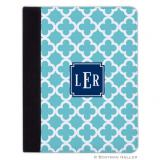 iPad, iPad Mini, iPad Air Cases & Cover - Bristol Tile Teal for Tablets by Boatman Geller, Discounted