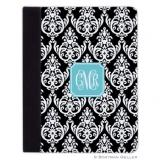 iPad, iPad Mini, iPad Air Cases & Cover - Madison Damask Black for Tablets by Boatman Geller, Discounted