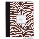 iPad, iPad Mini, iPad Air Cases & Cover - Zebra Chocolate for Tablets by Boatman Geller, Discounted