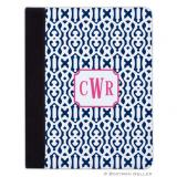 iPad, iPad Mini, iPad Air Cases & Cover - Cameron Navy for Tablets by Boatman Geller, Discounted