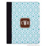 iPad, iPad Mini, iPad Air Cases & Cover - Cameron Teal for Tablets by Boatman Geller, Discounted