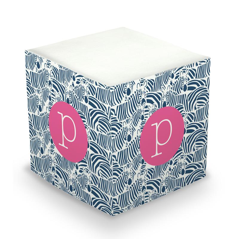 Sticky Note Cube - Bruno