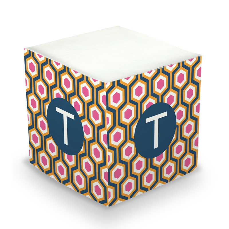 Sticky Note Cube - London Calling