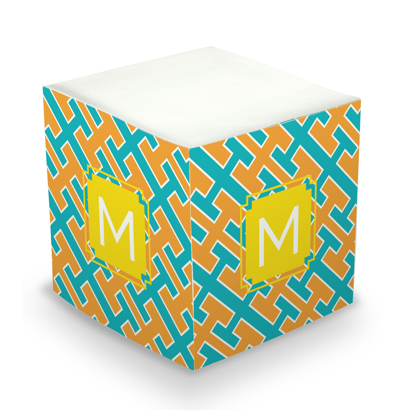 Sticky Note Cube - Acapulco