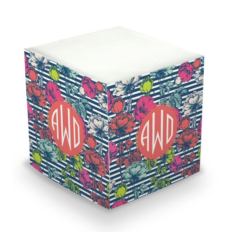 Sticky Note Cube - Millie