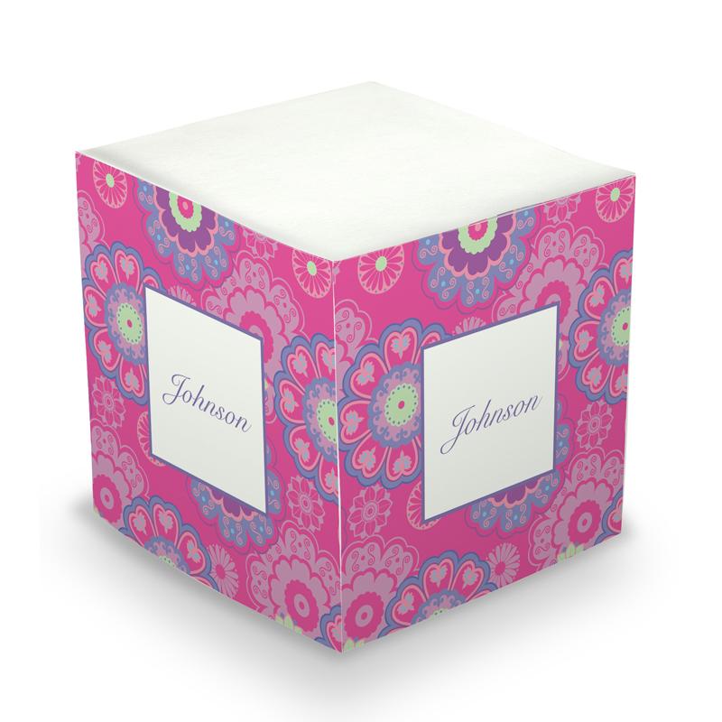 Sticky Note Cube - Nadria