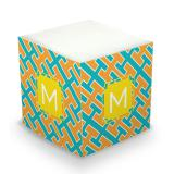 Sticky Note Cube - Acapulco by Dabney Lee | Small Fry Press