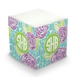 Sticky Note Cube - Mia Violet by Chatsworth Collection | Small Fry Press