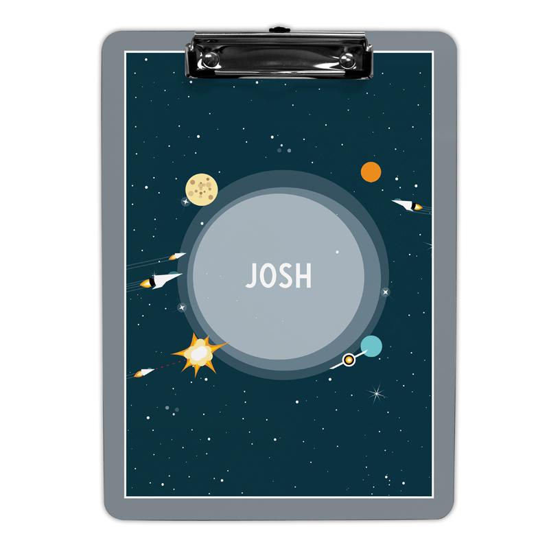 Galaxy Clipboard, Personalized