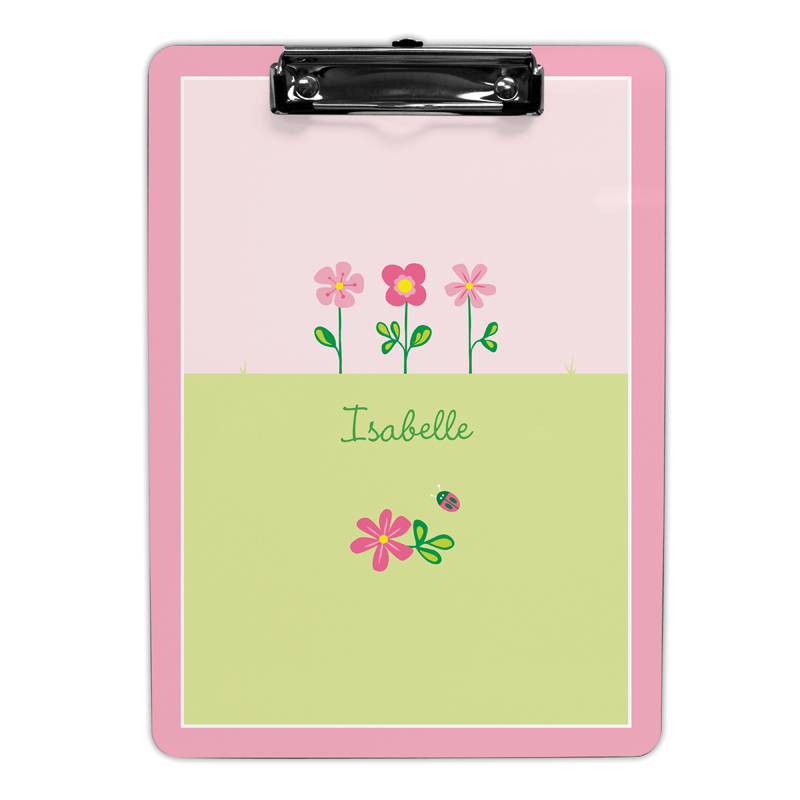 Garden Clipboard, Personalized