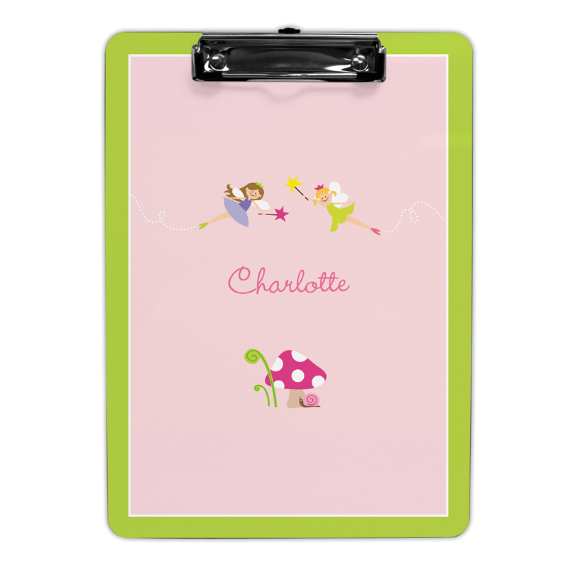 Fairy Customized Clipboard, Personalized