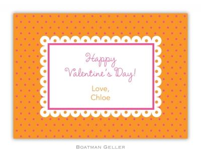 Lucy Valentine Valentine Card