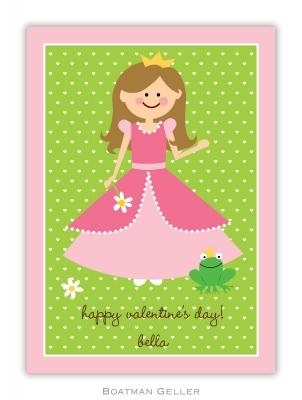 Princess Valentine Valentine Card