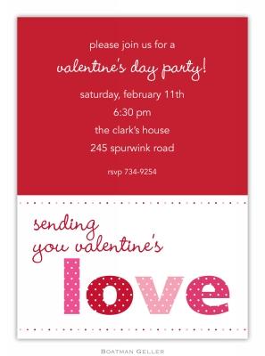 Love Valentine Valentines Day Card