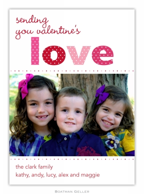 Love Valentine Valentines Day Card