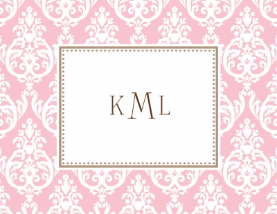 Madison Petal Stationery Personalized by Boatman Geller