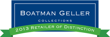 Boatman Geller Retailer of Distinction