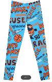 Syracuse University Orange Leggins