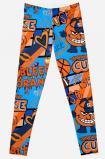 Syracuse University Oranges Leggings, School Spirit Design