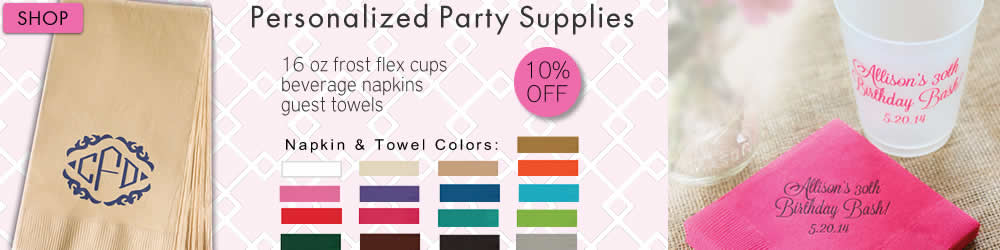 ICPG party supplies