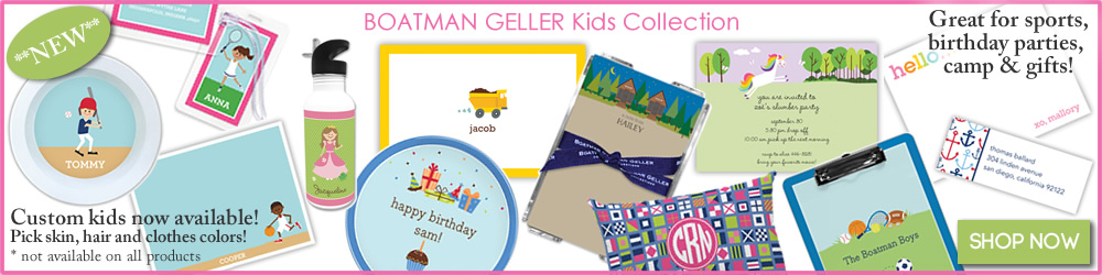 Summer Camp - Boatman Geller Kids Collection