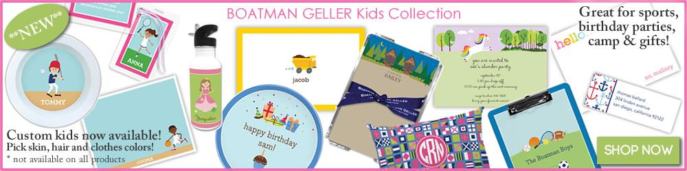 Summer Camp - Boatman Geller Kids Collection