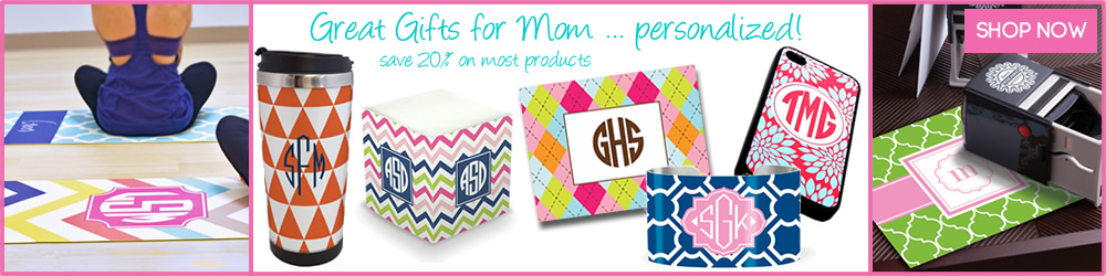 Mothers Day Gifts Personalized