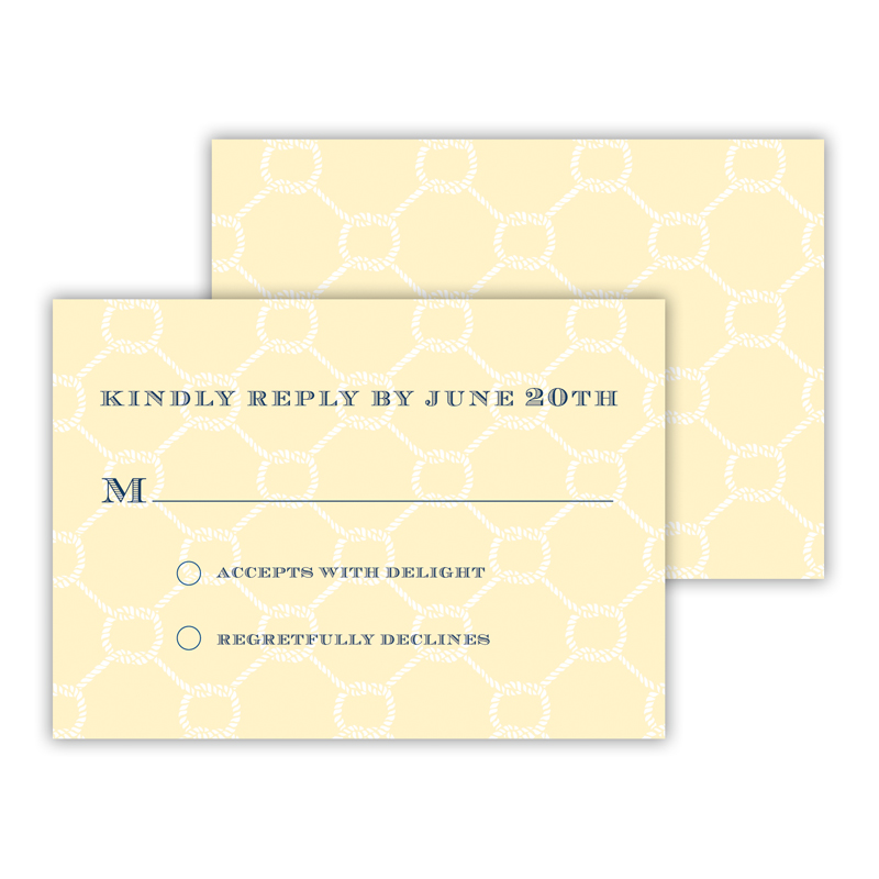 Rope 2 25 Personalized Response Cards