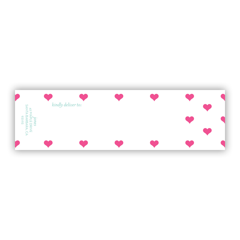 Minnie Wrap Around Address Labels (10 labels)