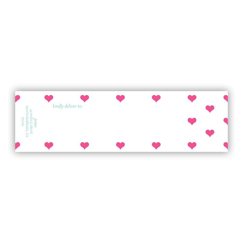 Minnie Wrap Around Address Labels (10 labels)