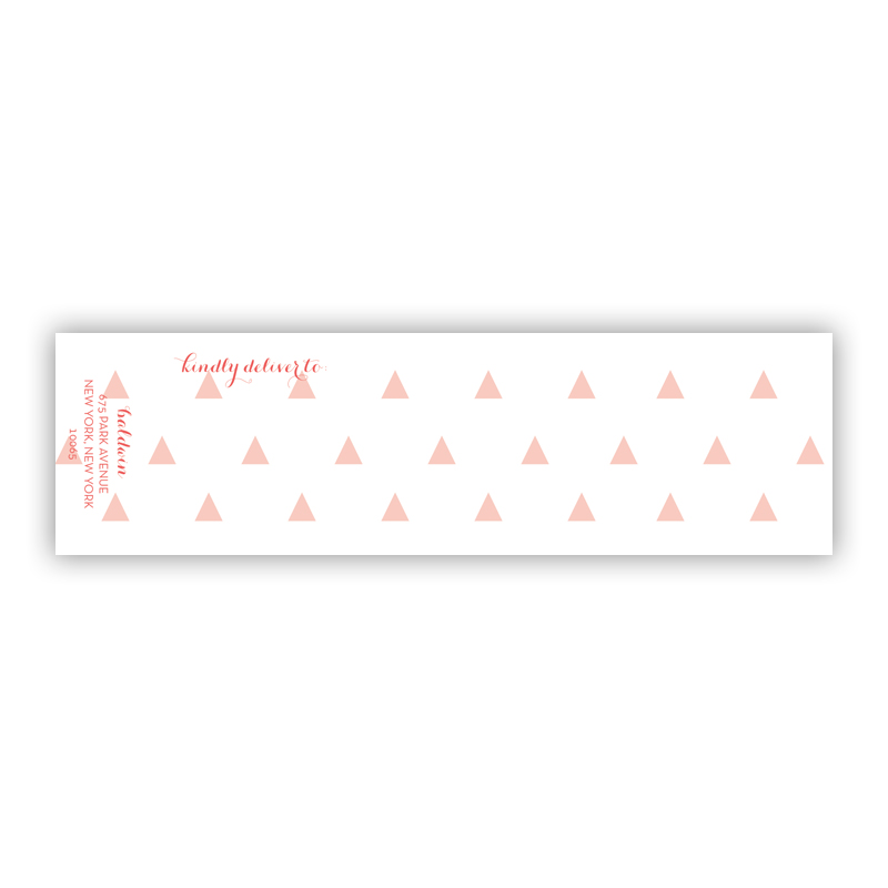 Blythe Personalized Wrap Around Address Labels (10 labels)