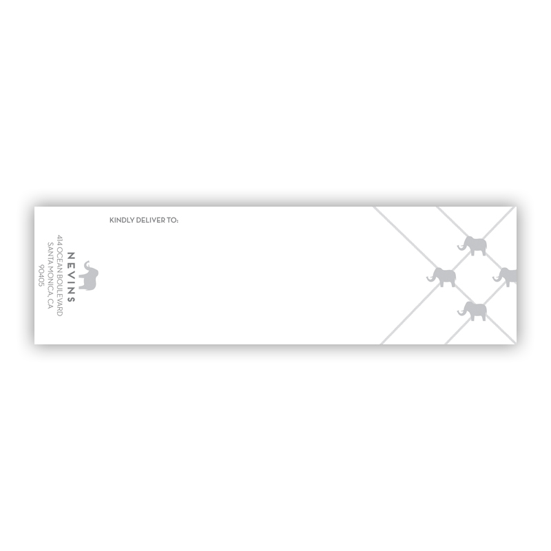 Dumbo Personalized Wrap Around Address Labels (10 labels)