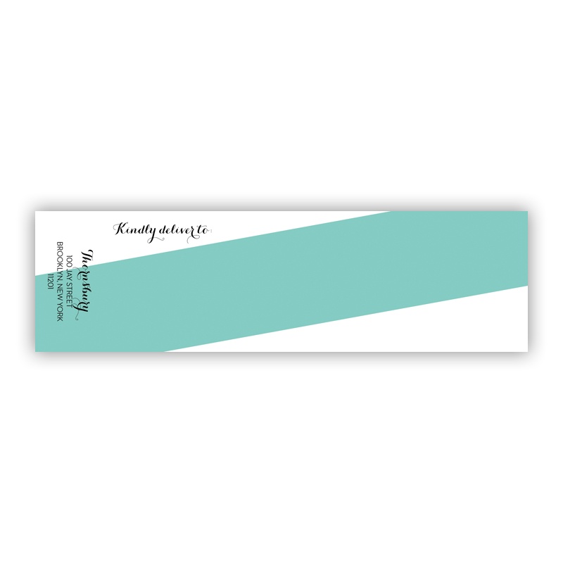 Beatrice Personalized Wrap Around Address Labels (10 labels)