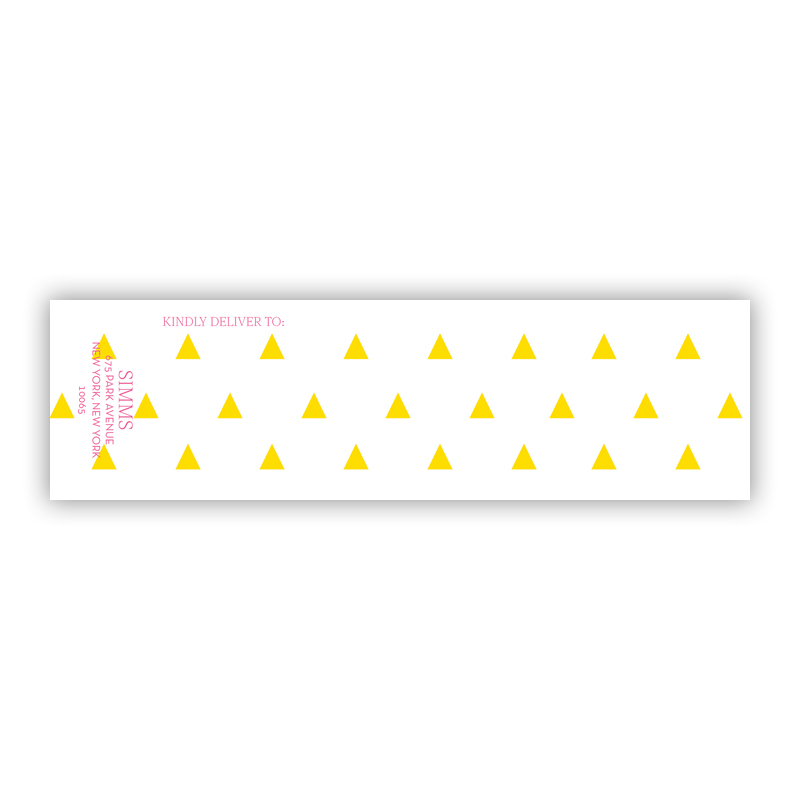 Blythe 2 Personalized Wrap Around Address Labels (10 labels)