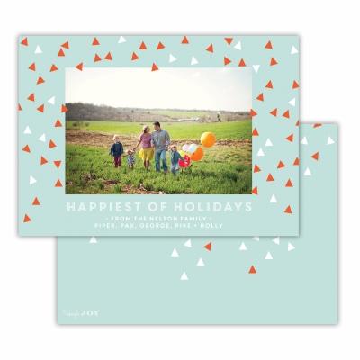 Sprinkles Happiest of Holidays  Sea Flat Photocard