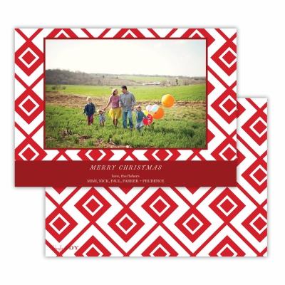 Diamond Lucy Red Photocard