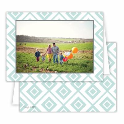Diamond Lucy Sea Folded Photocard