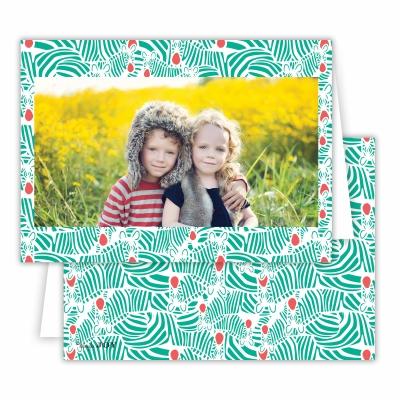 Bruno Holiday Folded Photocard