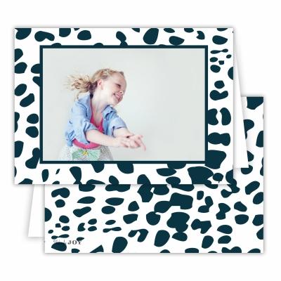Cheetah Night Folded Photocard