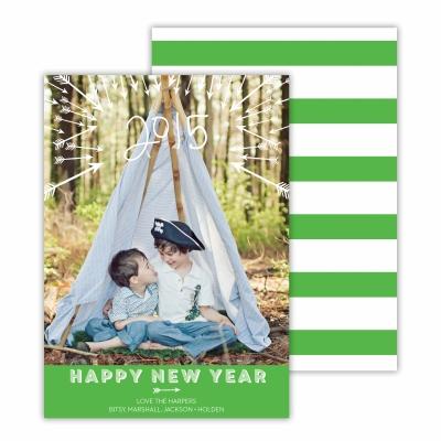 Arrows Grass Photocard