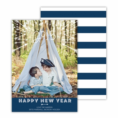 Arrows Navy Photocard