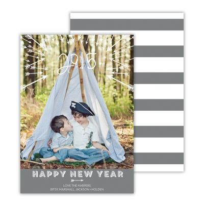 Arrows Grey Photocard