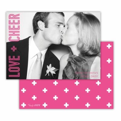 Harper Hot Pink Photocard