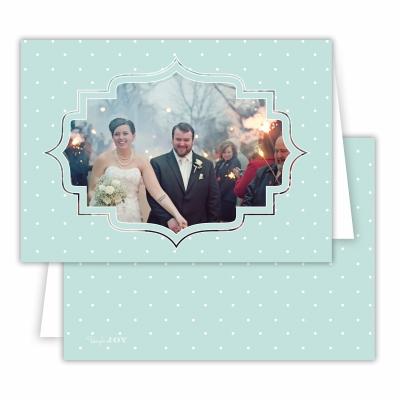Pin Dot Sea Folded Photocard