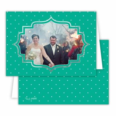 Pin Dot Jewel Folded Photocard