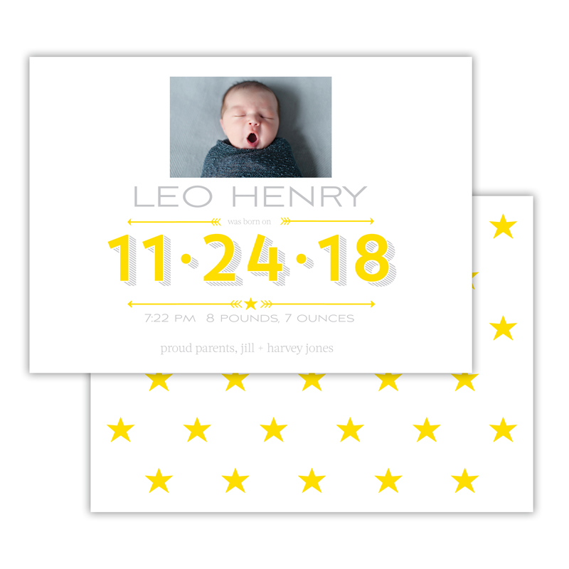 Bonne Nuit Personalized Digital Photocard (25)