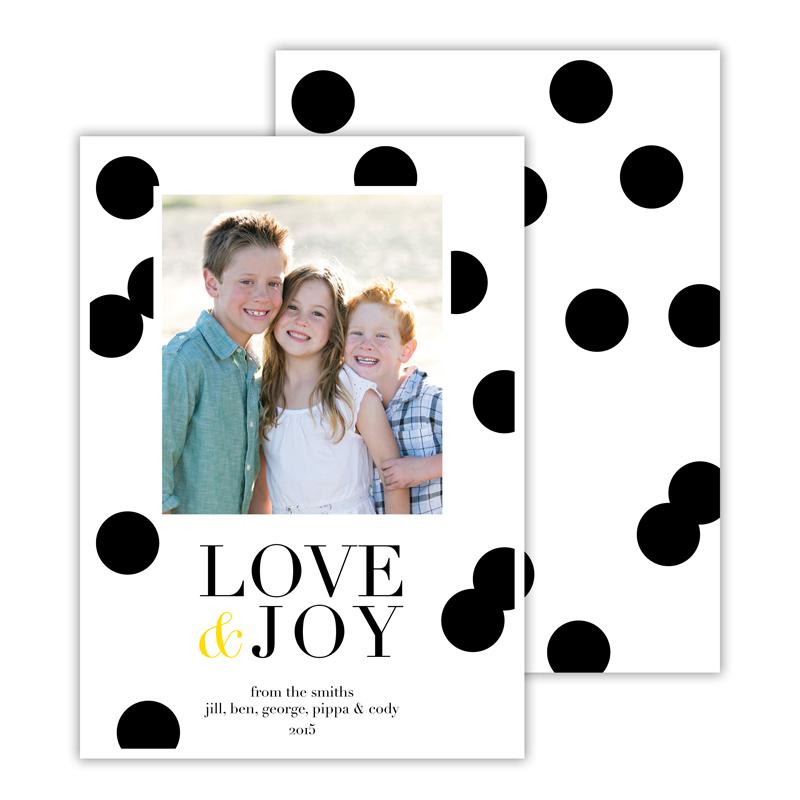 Gumballs Black Love & Joy Photocard