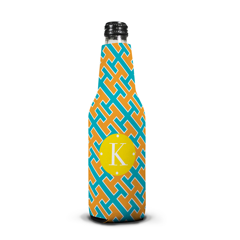 Acapulco Personalized Bottle Koozie