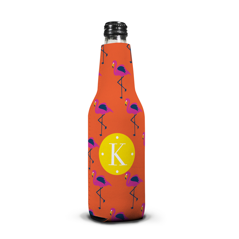 Hadley Personalized Bottle Koozie