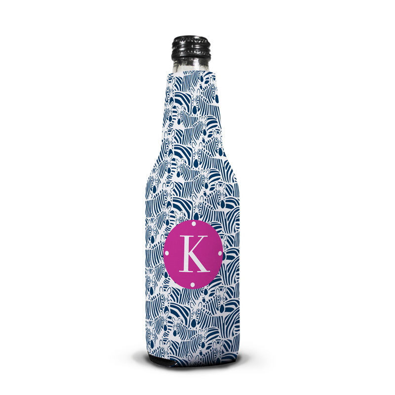 Bruno Personalized Bottle Koozie
